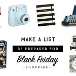 Be Prepared for Black Friday Shopping