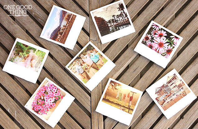Photo Coasters Gift