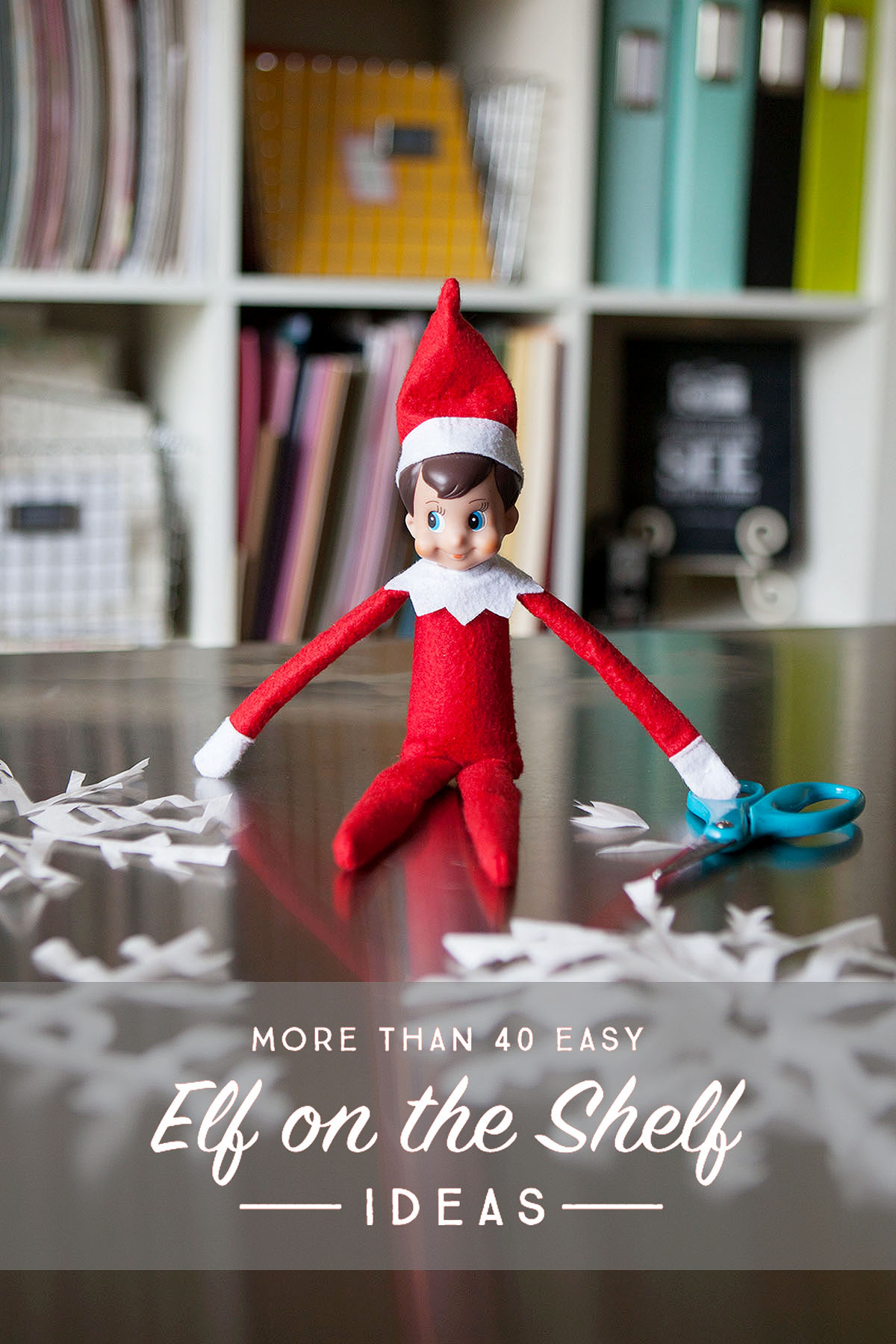A master list of Elf antics to help you keep this tradition stress-free and fun!