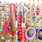 D.I.Y. Girls Jewelry Board
