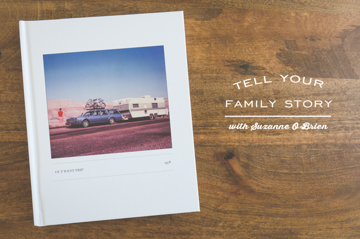 Tell Your Family Story with Meaningful Photo Books in 5 Easy Steps
