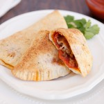 Easy Breakfast and Dinner Calzones