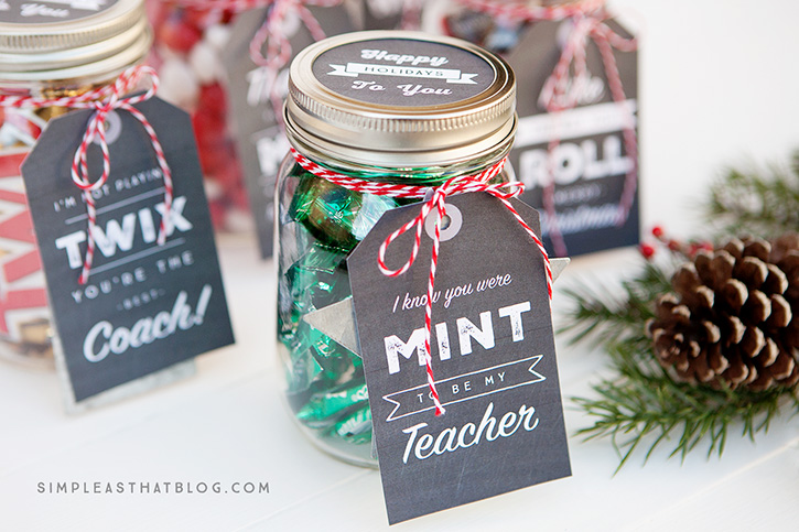 How To Decorate Mason Jars For Christmas Gifts Beauteous Jar16Web 725×483  Husband Diaries  Pinterest