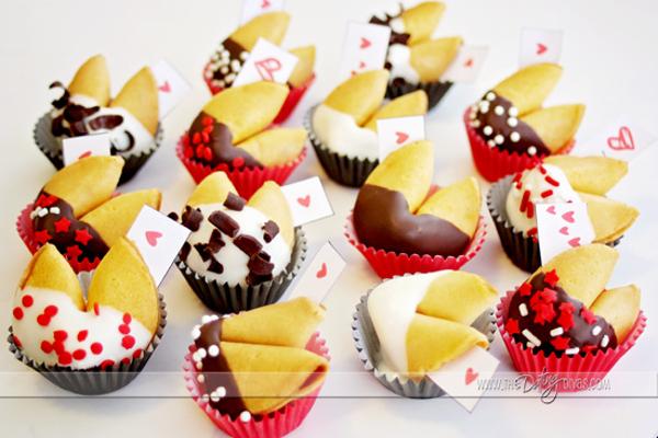 Fortune Cookie Valentine