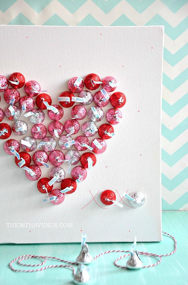 Самодельные открытки с конфетами, поздравительные