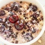 Black Forest Overnight Oats