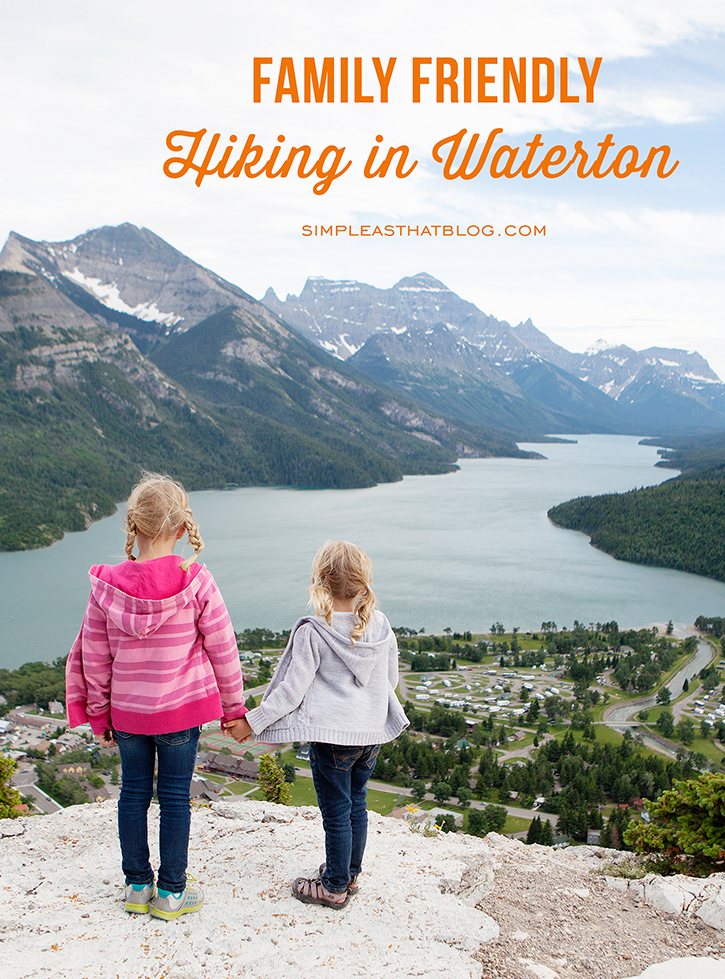 5 Family Friendly Hiking Trails in Waterton Lakes National Park