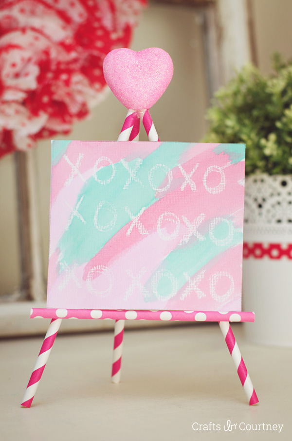 Valentine's Easel