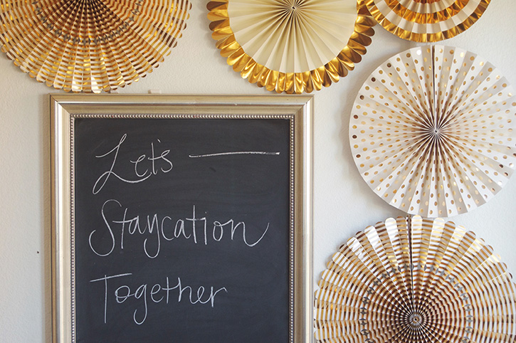 These 7 tips will help you have the most awesome staycation you can dream up!   7 Tips for an AWESOME Staycation