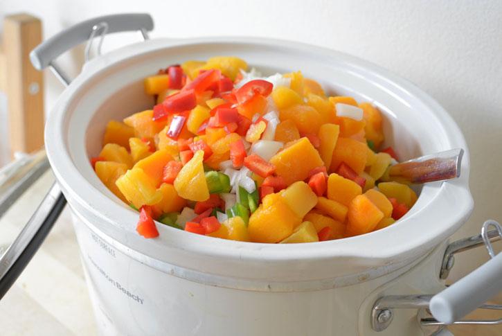 Vegetables in the Crock-Pot