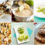 25 Fun Apple Snacks
