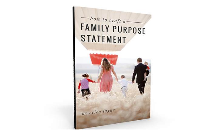 ebook - How to Craft a Family Purpose Statement