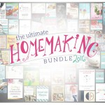 Ultimate Homemaking Resource Bundle