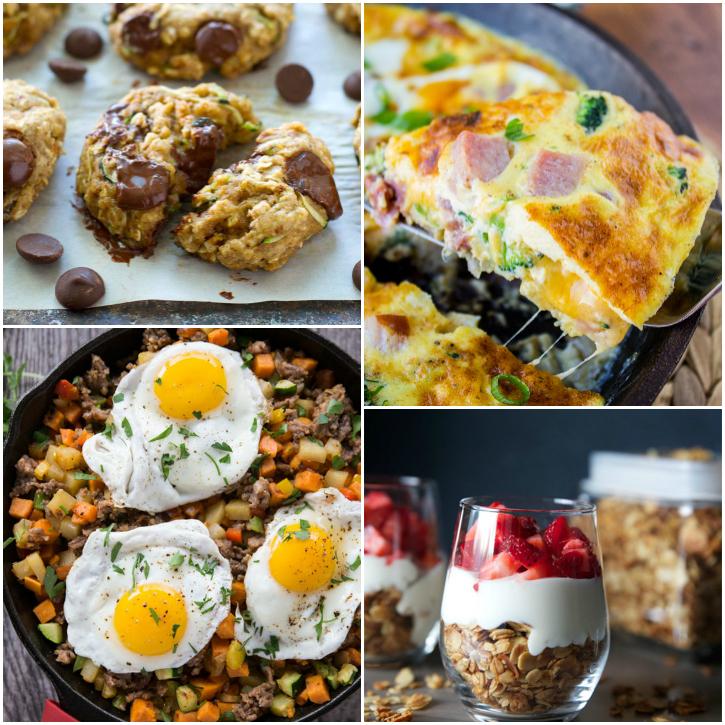 Healthy Breakfast: 25 Healthy Breakfast Ideas