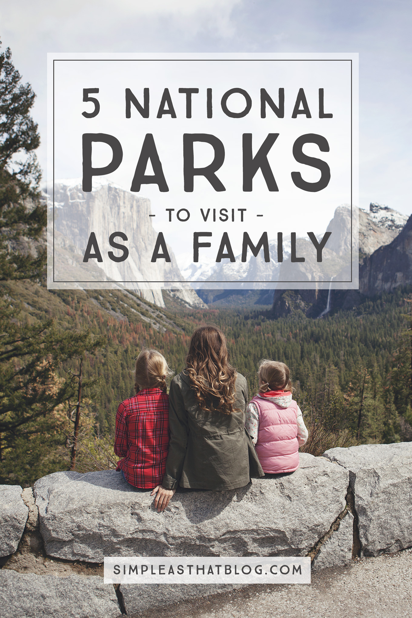 Make memories you'll treasure and to deepen those family bonds in the great outdoors!