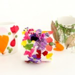 Nature Walk Kids Collage Bracelets
