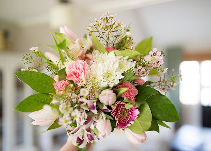Easy Flower Arrangements easy fresh flower arrangements