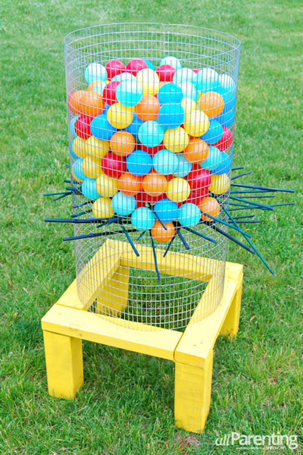 DIY Ker-Plunk Game