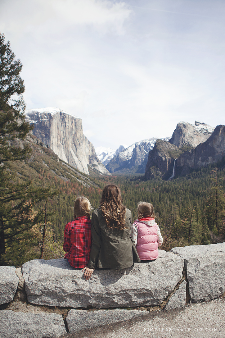 Yosemite National Park | It's National Park Week April 14-26! Get FREE admission into all National Parks in celebration of the NPS 100th birthday! What a great chance to get out as a family this spring—to make memories you'll treasure and to deepen those family bonds in the great outdoors!