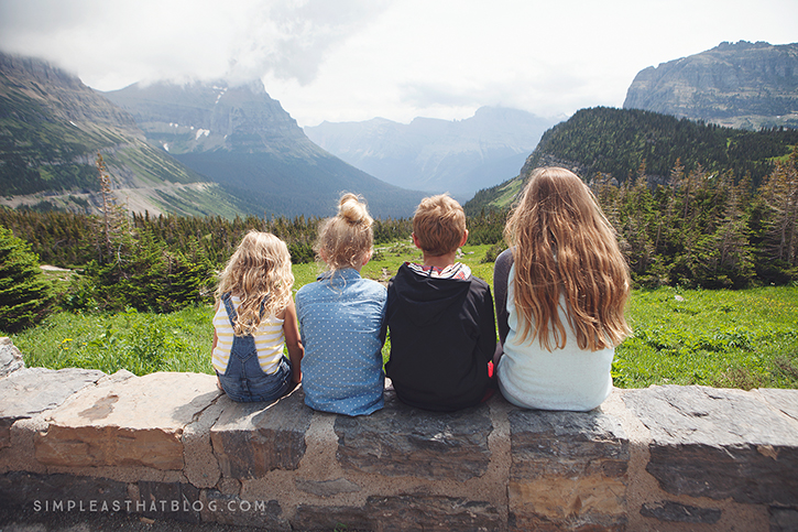 Glacier National Park | It's National Park Week April 14-26! Get FREE admission into all National Parks in celebration of the NPS 100th birthday! What a great chance to get out as a family this spring—to make memories you'll treasure and to deepen those family bonds in the great outdoors!