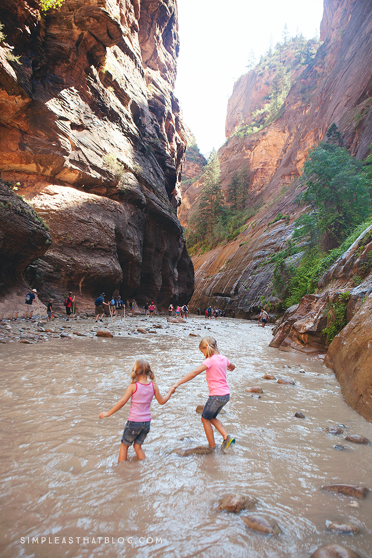 Zion National Park | It's National Park Week April 14-26! Get FREE admission into all National Parks in celebration of the NPS 100th birthday! What a great chance to get out as a family this spring—to make memories you'll treasure and to deepen those family bonds in the great outdoors!