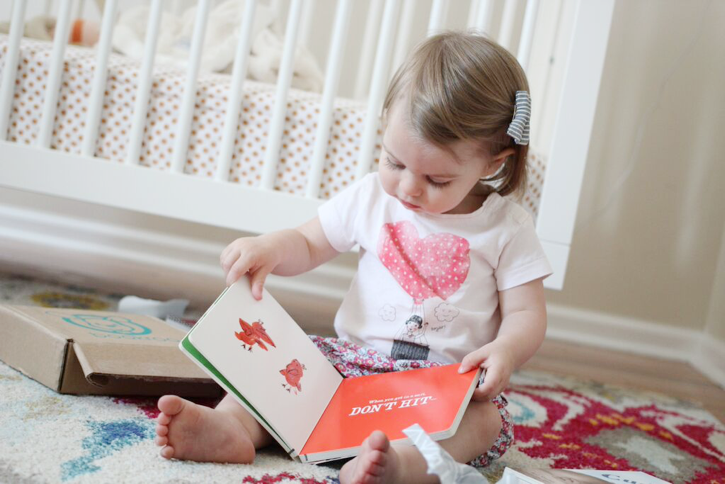 Our most fulfilling goals and accomplishments are achieved by consistent effort powered by the right routine. For children, one of the most important routines they can develop is the habit of reading, and Bookroo can help!