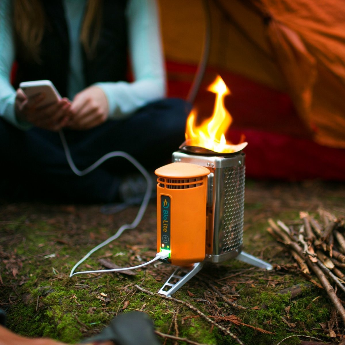 Billet Wood Burning Stove // Essential Outdoor Family Adventure Gear