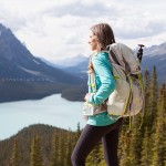An Amazing Camera Backpack for Moms | Adventures in Banff National Park