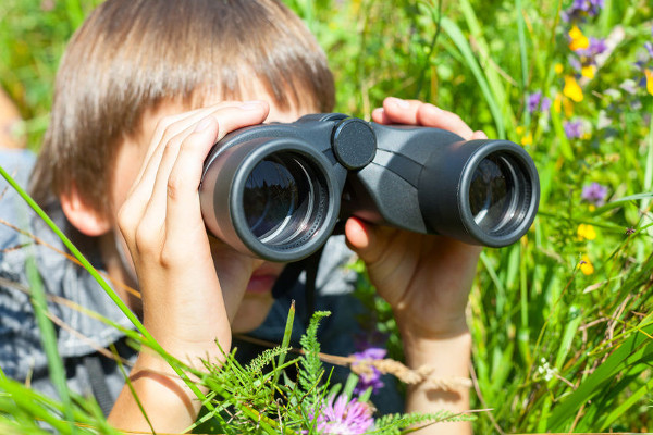 Binoculars // Essential Outdoor Family Adventure Gear