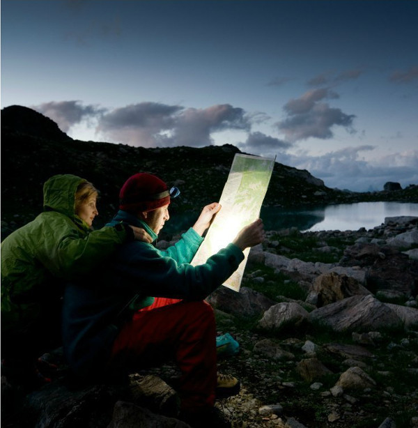 Headlamp // Essential Outdoor Family Adventure Gear