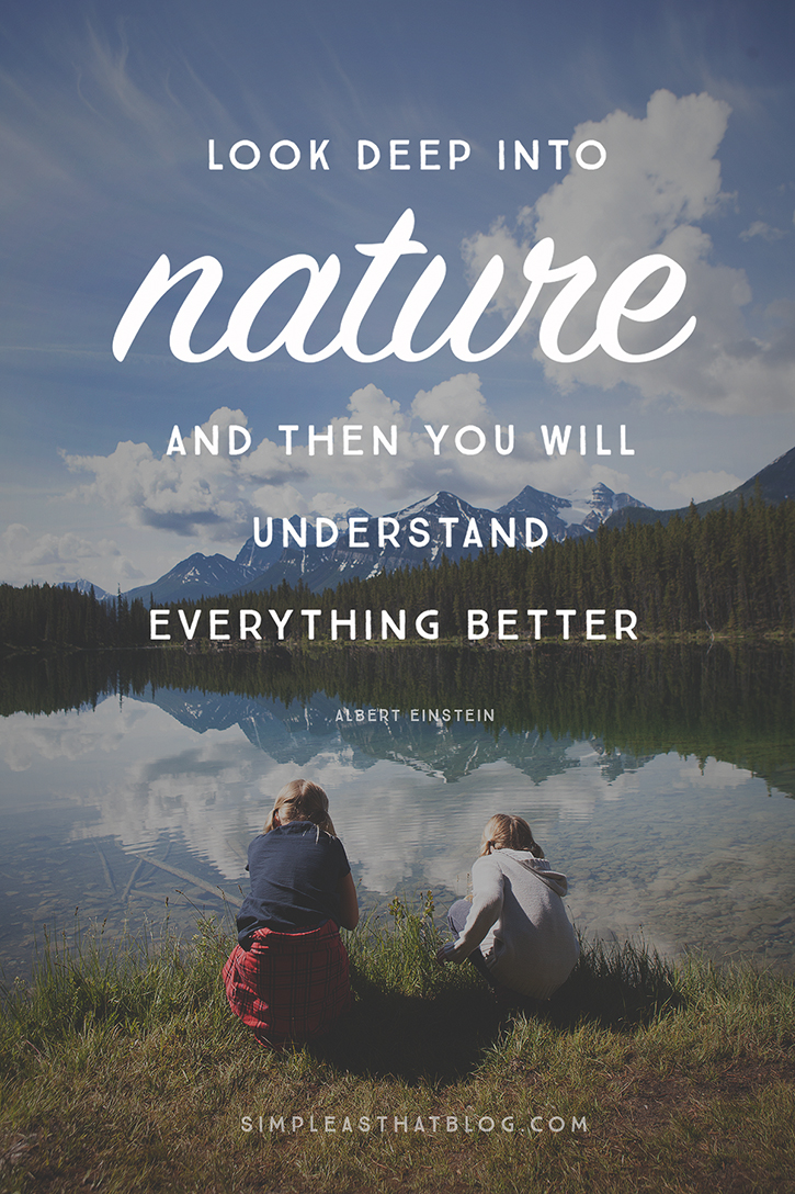 30 Simple Ways To Immerse Your Kids In Nature