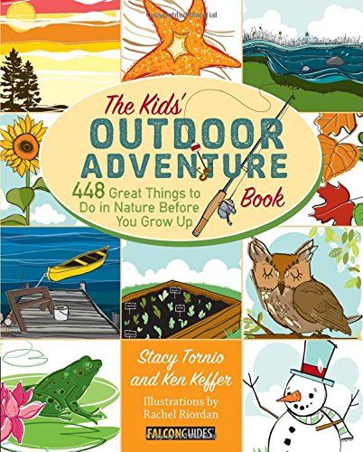 The Kids' Outdoor Adventure Book // Essential Outdoor Family Adventure Gear