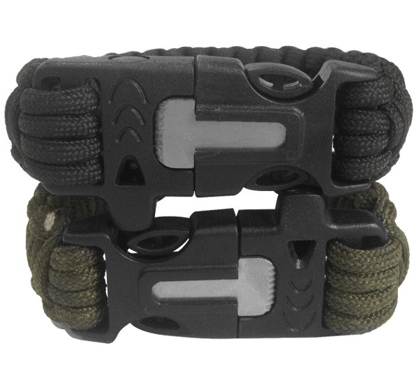 Paracord Survival Bracelet // Essential Outdoor Family Adventure Gear