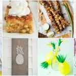 24 Pineapple Recipes and Crafts