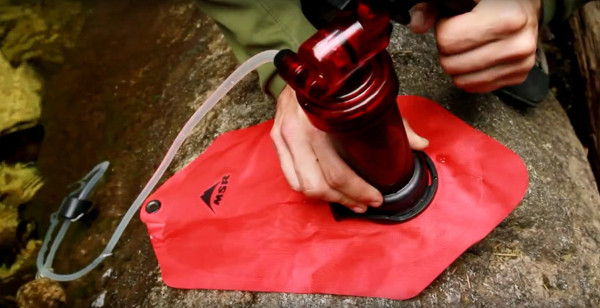 Water Purifier // Essential Outdoor Family Adventure Gear