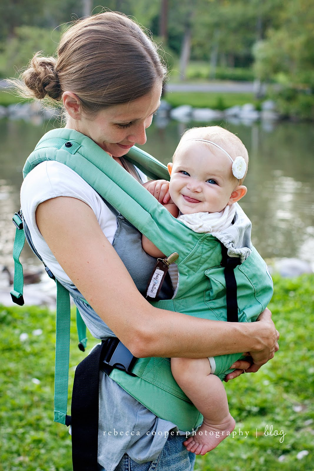 ERGO Baby Carrier // Essential Outdoor Family Adventure Gear