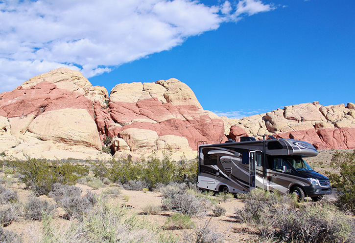 """The mountains are calling, and I must go..."" 6 things you may not think to pack for your first (or next!) RV trip!"