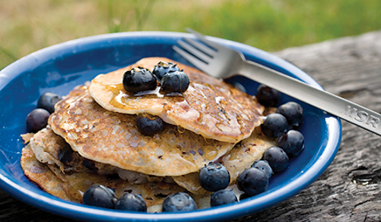 Tips for Perfect Camping Pancakes