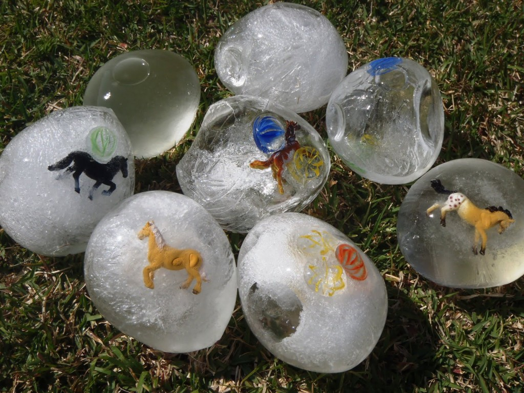 Icy Eggs