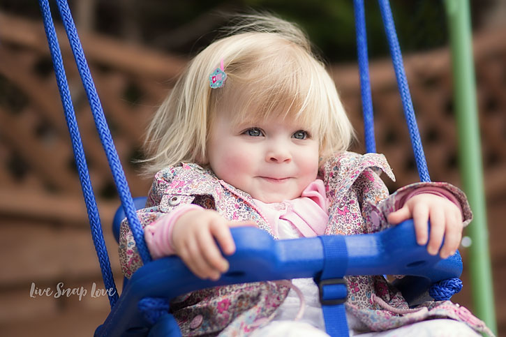 Photographing Toddlers 1
