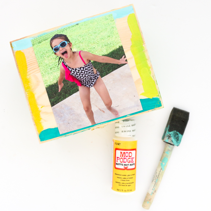 DIY Summer Memories Box