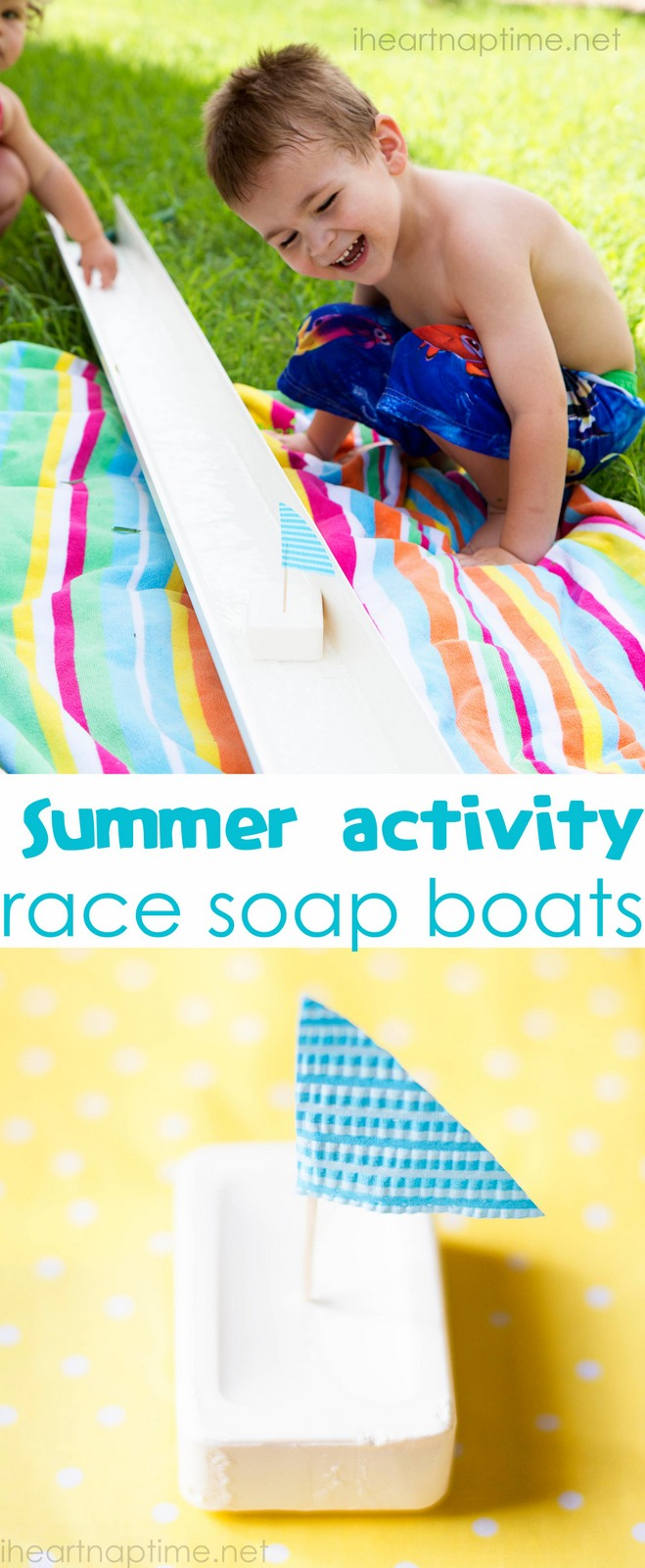 Soap Boats