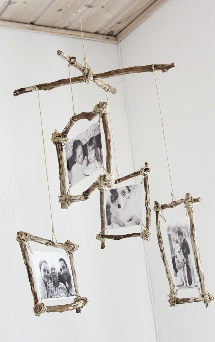 Diy rustic photo mobile branchframe mobilefindbranches08 compressor jeuxipadfo Choice Image