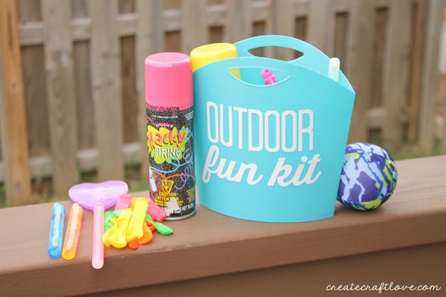Outdoor Fun Kit