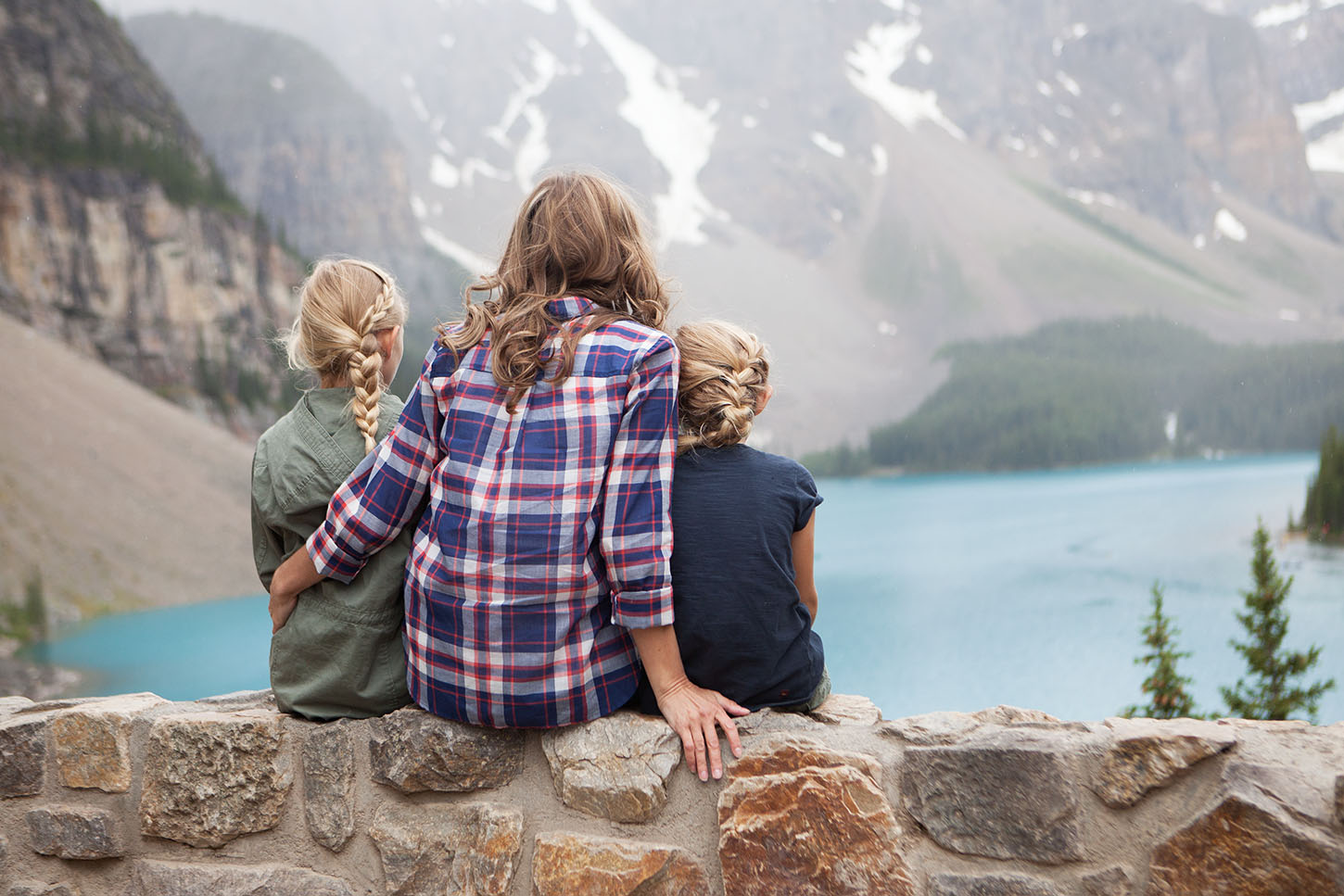 The power of spending time in nature as a family is unmistakeable – the noise of life fades away, leaving room for stillness, peace, and true connection.