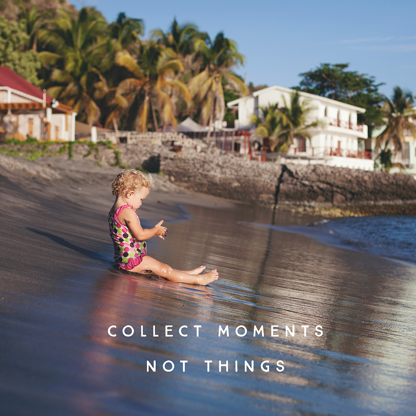 "A big part of my mission to ""collect moments, not things"" is travel. And with only a couple of years left with all four of my kids under one roof, I'm realizing that now is the time... What's on *your* family's travel bucket list?"