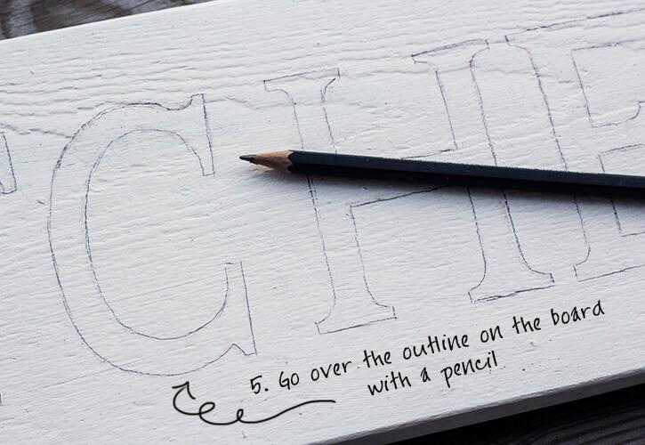 byannika_kitchen_sign_painting_outline_transfer_sketch