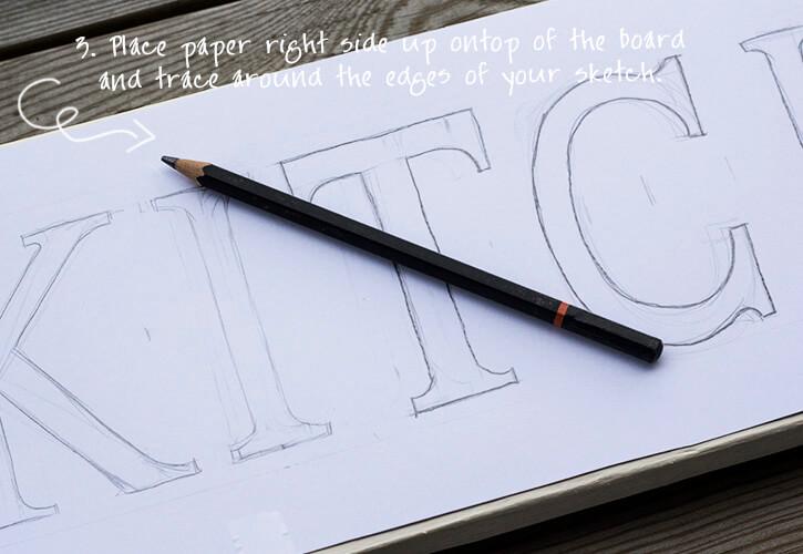 byannika_kitchen_sign_sketch_outline