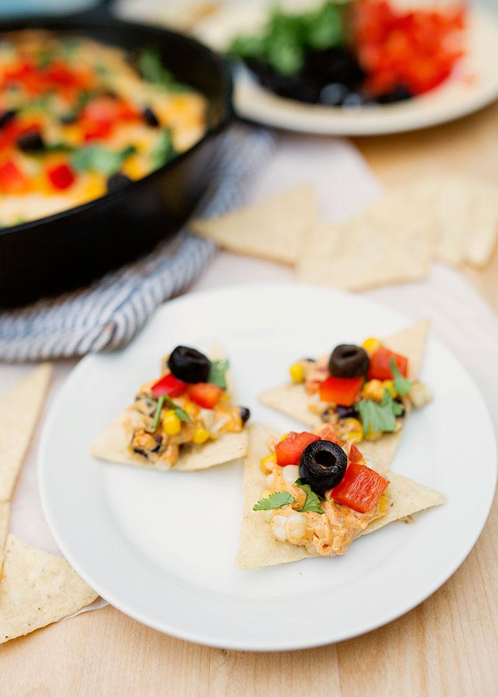 Hot Mexican Dip Recipe