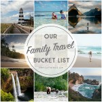 Living Simply So We Can Explore MORE | Our Family's Travel Bucket List